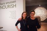 Juried Student Exhibition and Juror's Exhibition Laura Amussen: Nourish by Schmucker Art Gallery