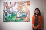 Juried Student Exhibition and Juror's Exhibition Laura Amussen: Nourish, Image 33 by Schmucker Art Gallery