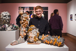 Juried Student Exhibition and Juror's Exhibition Laura Amussen: Nourish, Image 31 by Schmucker Art Gallery