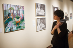 Juried Student Exhibition and Juror's Exhibition Laura Amussen: Nourish, Image 10 by Schmucker Art Gallery