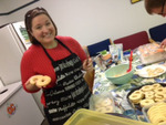 Cookie Decorating for Open Access Week