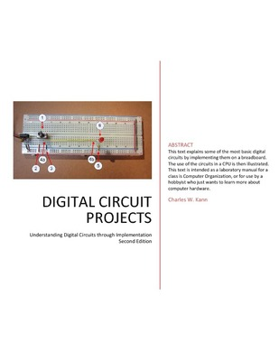 Digital Circuit Projects: An Overview of Digital Circuits Through ...