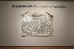 Michael Scoggins: When Johnny Comes Marching Home, Image 5 by Schmucker Art Gallery