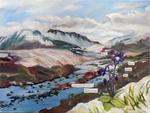 Irish Landscape: Pinguicula grandiflora