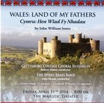 10 The Land of My Fathers (Hen Wlad Fy Nhadau)