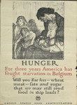 Hunger by S. Marianne Johnson