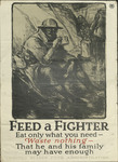 Feed a Fighter by Abigail M. Currier